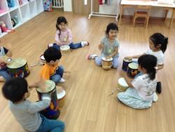 20130517太鼓の活動
