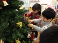20131210クリスマスツリー1