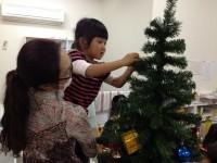 20131210クリスマスツリー2