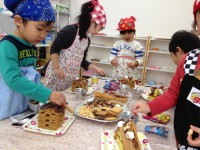 20131224お菓子の家1